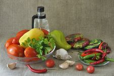 Free Vegetables Royalty Free Stock Photo - 20762585