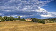 Free Tuscany Farm Stock Photography - 20763962