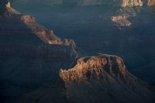 Free Grand Canyon Mesa Stock Photography - 20764252