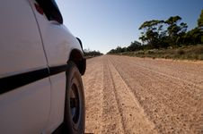 Free Australian Outback Road Stock Images - 20764344