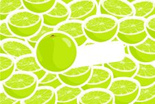 Free Ripe Lime Stock Images - 20764354