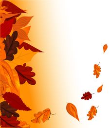 Free Autumn Background Royalty Free Stock Images - 20764429