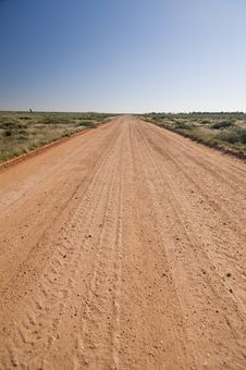 Free Australian Outback Road Stock Photo - 20764490