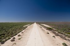 Free Australian Outback Road Stock Photo - 20764500