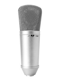 Free Studio Microphone - Isolated Royalty Free Stock Image - 20764966