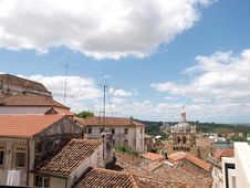 Coimbra Portugal Royalty Free Stock Images