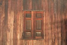 Free Wooden Window And Wall Of House Stock Photo - 20765940