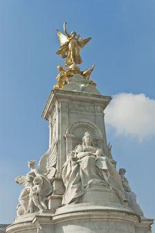 Free Queen Victoria Memorial Stock Photo - 20766000