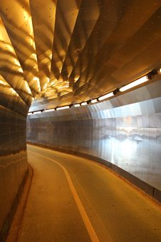 Free Underground Tunnel Stock Photography - 20766292