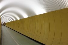 Free Underground Tunnel Royalty Free Stock Photo - 20766485