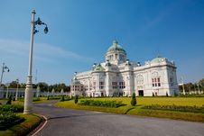 Free Ananta Samakom Throne Hall Stock Images - 20766514