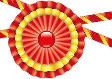 Spanish Rosette Royalty Free Stock Photo
