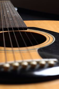 Free Guitar Close-up Stock Photos - 20768443