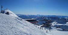 Free Ski Resort Royalty Free Stock Photo - 20769195