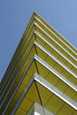 Free Modern Yellow Building Stock Photography - 20770062