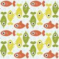 Free Retro Fish Background Stock Images - 20776824