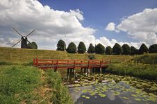 Free Dutch Panorama Royalty Free Stock Image - 20770996