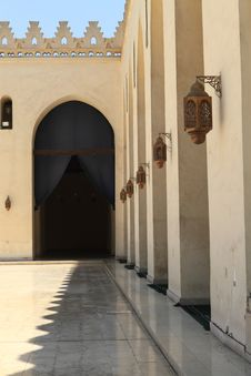 Free Mosques In Egypt Stock Image - 20771591