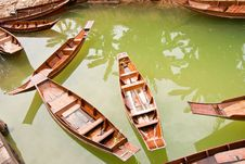 Free Rowboat Royalty Free Stock Photo - 20772125