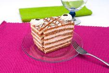 Free Hazelnut Cake Royalty Free Stock Image - 20772316