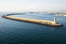 Free Port Lighthouse Stock Photography - 20772352