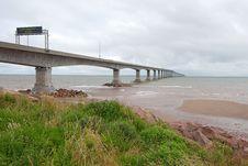 Free Confederation Bridge Stock Images - 20772464