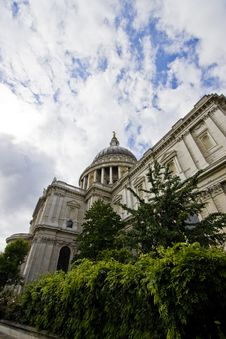 Free St Paul S Cathedral In London Stock Photo - 20772750