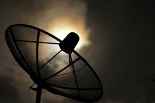 Free Satellite Dish Stock Images - 20773074