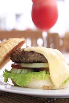 Free Hamburger Stock Photos - 20774423