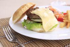 Free Hamburger Stock Photo - 20774440