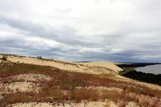 Dunes Royalty Free Stock Image