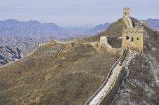Free Great Wall Of China Stock Image - 20775451