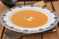 Free Vegetable Soup Stock Photography - 20775992