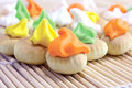 Free Colorful Icing Biscuit Stock Photo - 20785240