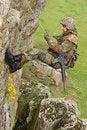 Free Military Alpinism Royalty Free Stock Photos - 20786108