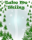 Free Take Me Skiing Royalty Free Stock Photo - 20787305