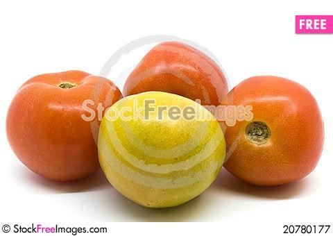 Free Tomato Royalty Free Stock Photography - 20780177