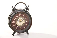 Free Retro Alarm Clock Stock Image - 20780031