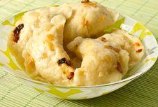 Free Dumplings Homemade Stock Photography - 20781652