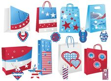 Free Shopping Bags Stock Photo - 20781680