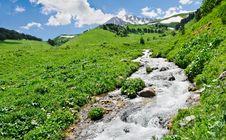 Free Mountain River Stock Photo - 20782240