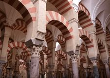Free Mezquita Arches Royalty Free Stock Photo - 20782925