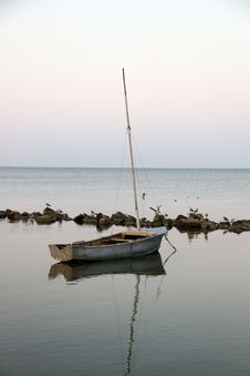 Free The Old Boat Stock Photo - 20783000