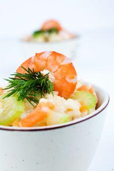 Free Shrimp Salad Stock Photos - 20783233