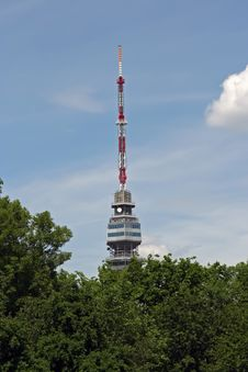 Free Television Tower Royalty Free Stock Images - 20783349