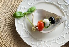 Free Mozzarella And Tomato Stock Images - 20783354