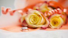 Free Wedding Rings Stock Photography - 20783502