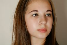Free Teen Portrait Royalty Free Stock Photography - 20785657