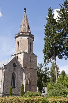 Free Old Stone Church Royalty Free Stock Photos - 20786008