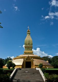 Free Thai Temple. Royalty Free Stock Images - 20786139